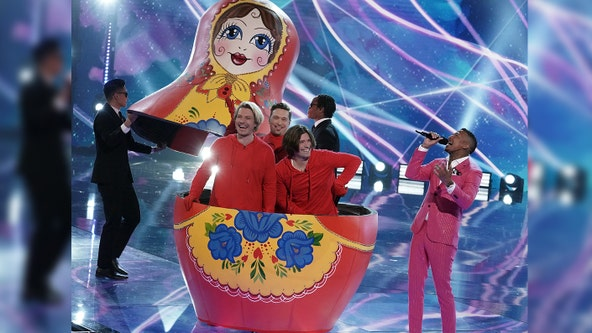 Hanson's turn as Russian Dolls on 'The Masked Singer' snags FOX Super 6 player stacks of cash