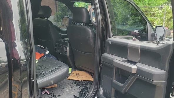 Atlanta firefighters targeted by vandals helped by community