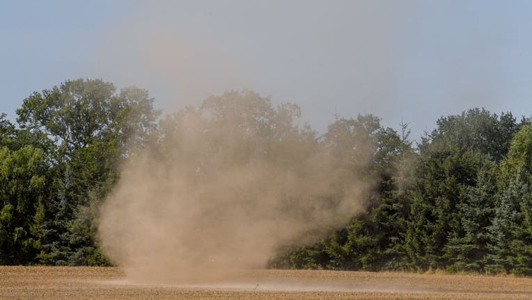 Drought in Agriculture
