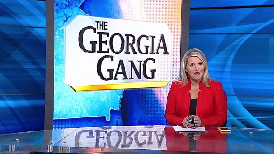 The Georgia Gang: May 16, 2021