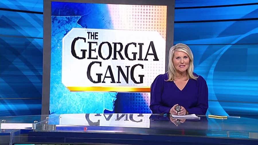 The Georgia Gang: May 2, 2021