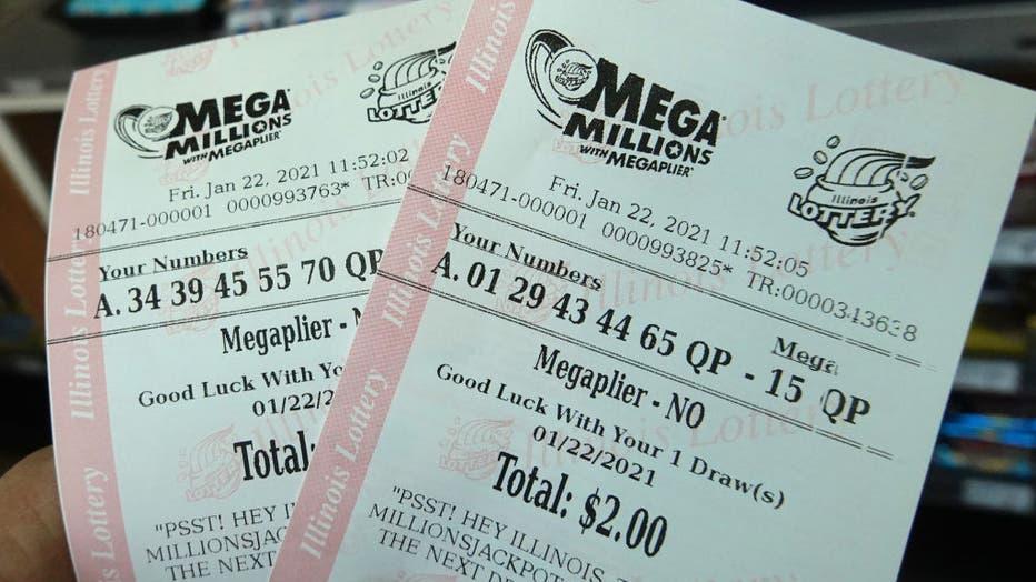 0ffdf0f4-Mega Millions Jackpot Nearly 1 Billion Dollars