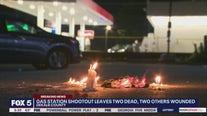 DeKalb gas station shootout leaves two dead