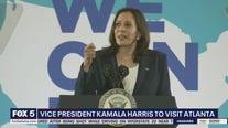 Vice President Harris to visit Atlanta