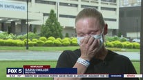 Mother desperate for answers to who shot her son