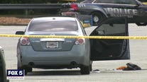 Two men wounded in shootout outside Walmart