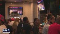 Fans react to Hawks win over Philadelphia in Game Seven