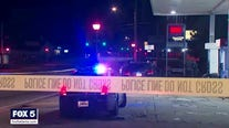 2 dead, 2 injured in separate shootings at gas stations