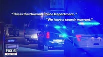 Wounded man walked into neighbor's home in Newnan after father shot him