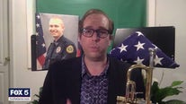 Brother of fallen Holly Springs officer honors him with music