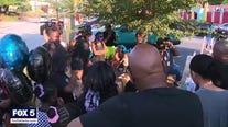 Family holds vigil for man killed outside Atlanta gas station