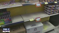 Consumer fireworks shortage before Fourth of July
