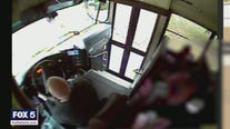 Bus driver charged with assaulting 10-year-old