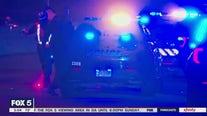 Man leaving strip club shot on I-20
