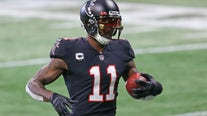 Julio Jones being traded to Tennessee Titans