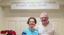 Buckhead retiree completes 750-mile virtual walk during pandemic