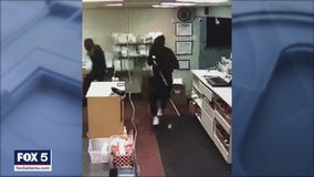 Griffin pharmacy burglary caught on camera may be linked to other similar break-ins