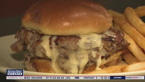 Burgers with Buck returns to DBA Barbecue