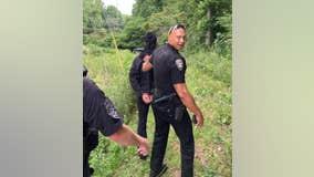 Deputies arrest suspected shoplifter near Woodstock Walmart
