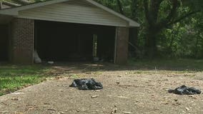Body discovered in attic of abandoned South Fulton home