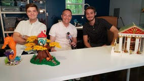 Local brothers compete on 'LEGO Masters' Season Two