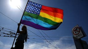 Want to know more about the rainbow colors? Here's a guide to Pride flag symbolism