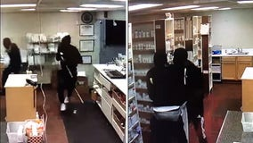 Police searching for suspects in Griffin pharmacy burglary