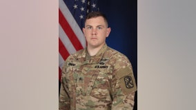 Soldier dies days after after motorcycle wreck, U.S. Army says