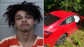 Georgia drive-by shooting investigation ends with car chase, multiple arrests