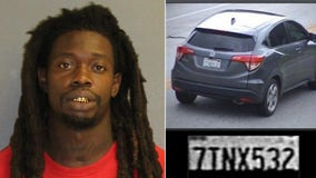 Metro Atlanta police searching for 'dangerous' suspect accused of shooting Florida officer