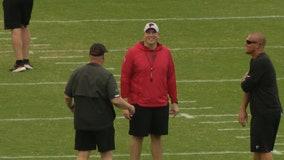 Falcons begin post-Julio Jones era in Smith's first minicamp