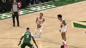 Young Hawks try to regroup at home in Game 3 against Bucks