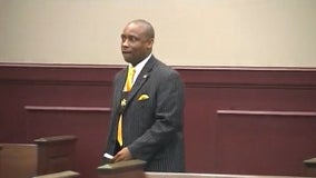 Gov. Brian Kemp suspends Clayton County Sheriff Victor Hill after federal indictment