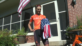 Decatur native wins cycling National Championship