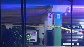 Man hospitalized after shooting in Dunwoody hotel parking garage