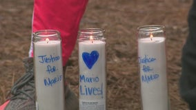 'You will be brought to justice': Family holds vigil for murdered Forest Park man