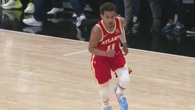 Trae Young declared out for Game 4 with bone bruise