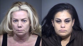 Two women accused of stealing more than $100K worth of items from Walmarts in several states