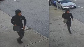 Atlanta police release images of suspects wanted in connection to parking lot shooting
