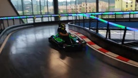 Heating up summer at Buford's new Andretti Indoor Karting