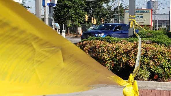 Police: Rideshare driver kills 1 passenger, injures 1 in Atlanta