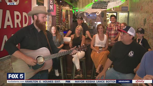 Watch Cody Bolden perform at Green Line Brewery