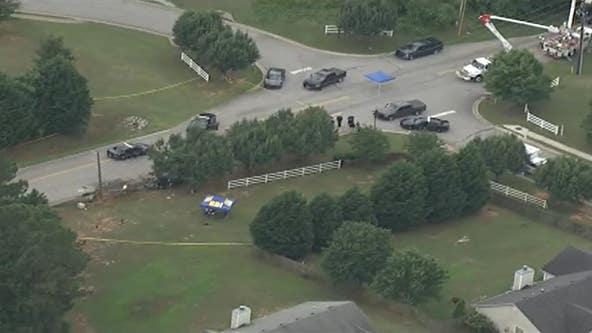 GBI investigating officer-involved shooting in Auburn