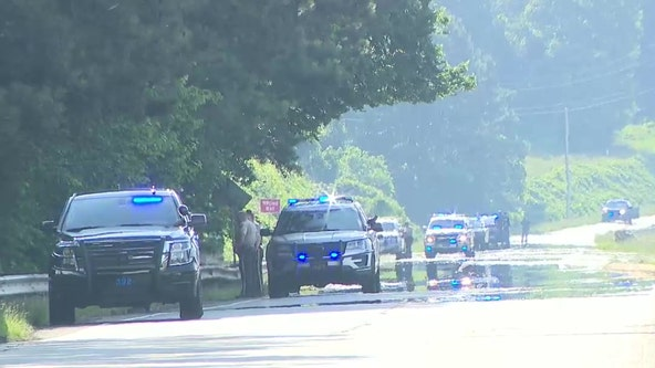 Authorities ID man who shot Cobb County officer
