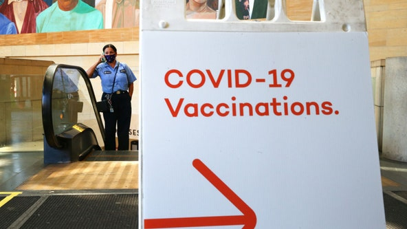 Novavax says its COVID-19 vaccine is highly effective against variants of the virus