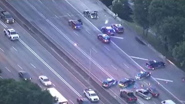 Shooting investigation shuts down I-85 at Ga. 400 in Atlanta
