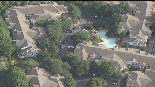 Atlanta police investigate deadly double shooting at Midtown apartment complex