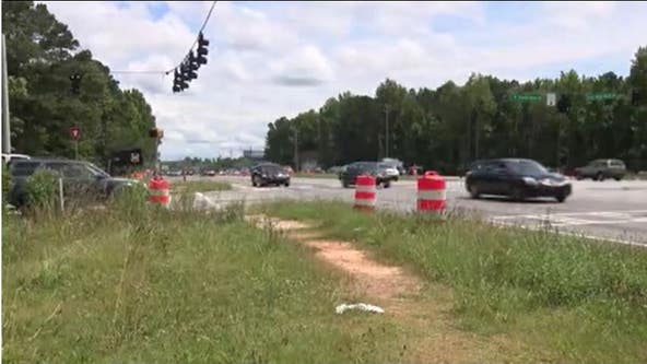 Police investigating multiple hit-and-runs on Clayton County road