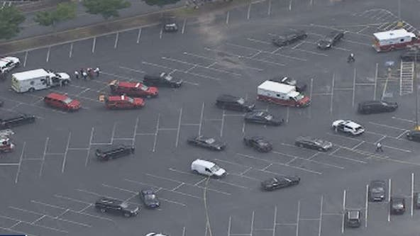 Reports of shots fired at Southlake Mall in Morrow, police on the scene