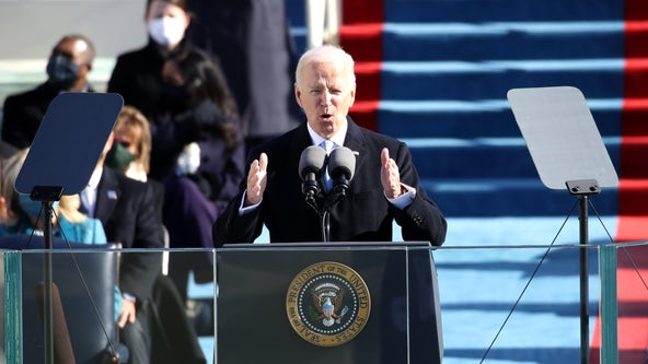 Biden's election rebounded America's global image, Pew research shows